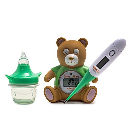tommee tippee oral thermometer instructions