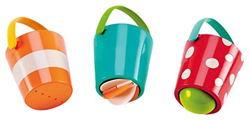 Baby Hape Badespielzeug Buntes Eimer Set E0205 Neu Das Ganze System StäRken Und StäRken Spielzeug