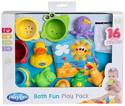 Hape Badespielzeug Buntes Eimer Set E0205 Baby Neu Das Ganze System StäRken Und StäRken Badespielzeug